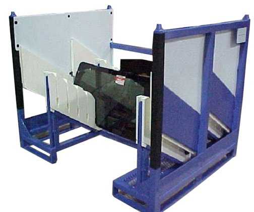 Copy of emh rack with foam dunnage